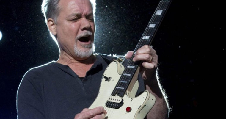 In Memoriam – Disparition du « Guitar Hero » Eddie Van Halen