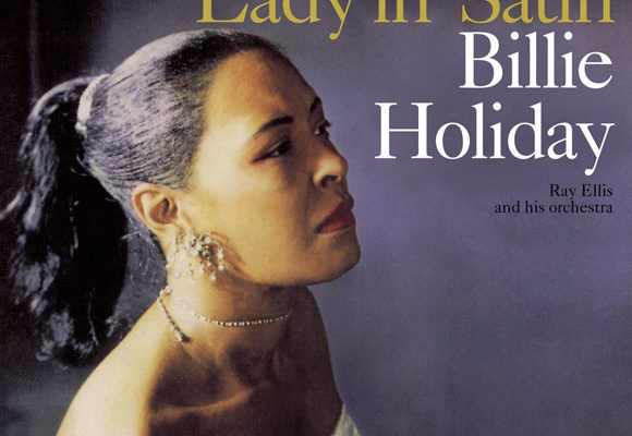 Lady in Satin – Billie Holiday